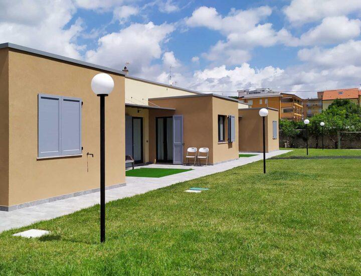 Nuova costruzione a Loano