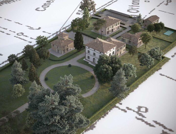 Complesso storico Villa Ottani