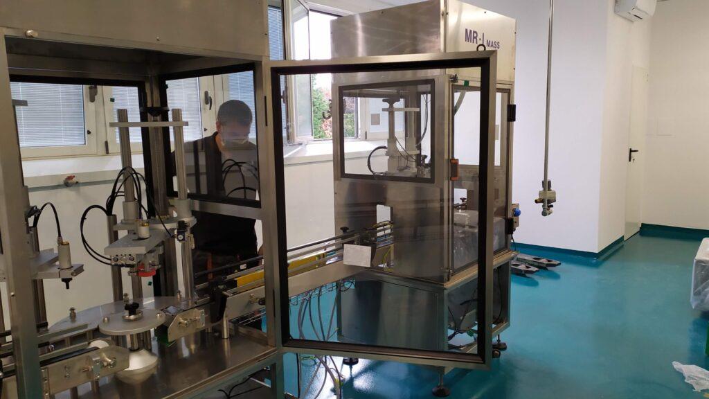macchinario azienda Ghimas
